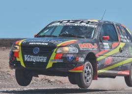 El campeonato regional de rally comenzará en Cipolletti