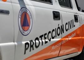 Protección Civil tuvo más de 180 intervenciones en agosto