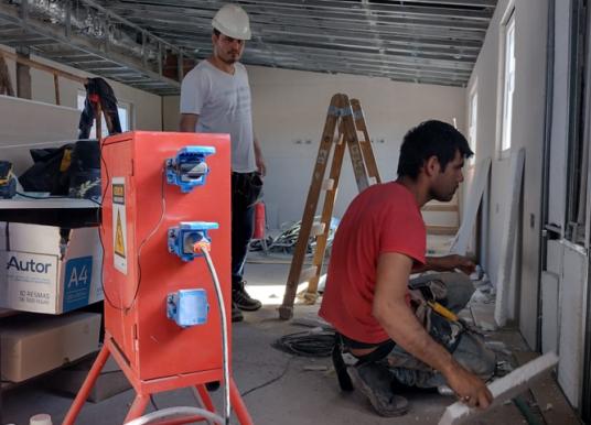 El Centro Monitoreo 911/109 será inaugurado en noviembre